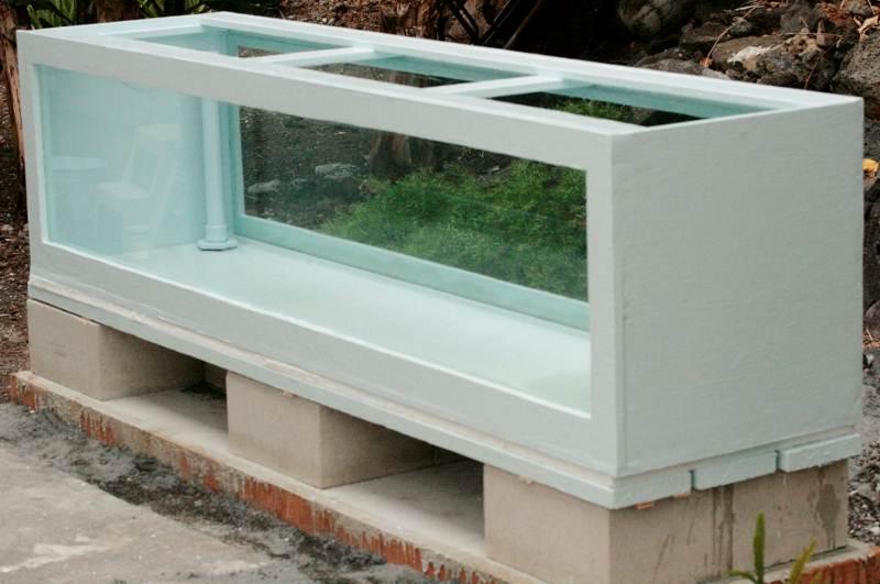 Building A Plywood Aquarium Reefs