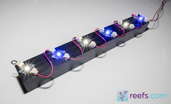Product Review Rapidled New Solderless Led Kits Reefs