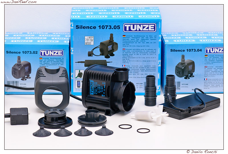 Pump Tunze 1073.050 spare parts