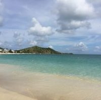 grand case bay - reefs