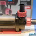 Interzoo 2018: Hydor Seltz D return pump and Aqamai LRS ceiling lights