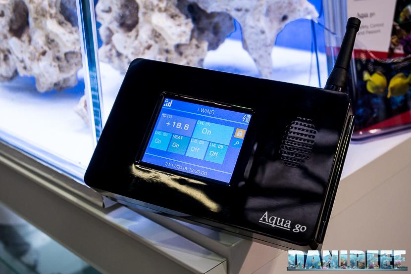 Aqua Go, a Complete Aquarium Controller for only $340